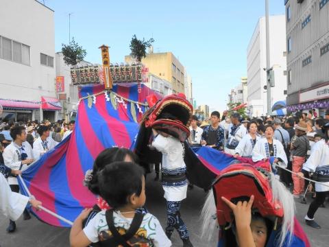 「幌獅子パレード」 (13)