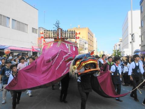 「幌獅子パレード」 (16)