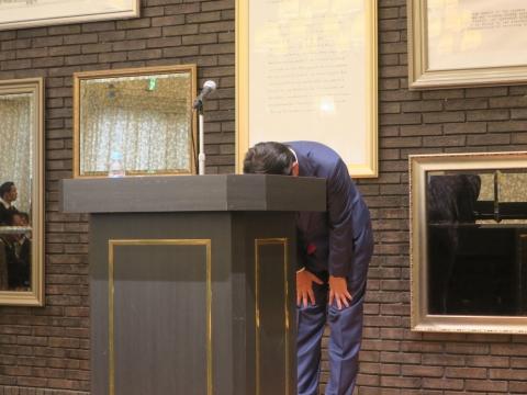 「安陪総理大臣茨城に来る!」 (9)