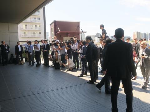 「安陪総理大臣茨城に来る!」 (19)