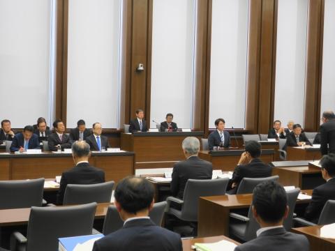 平成30年9月21日「予算特別委員会」①