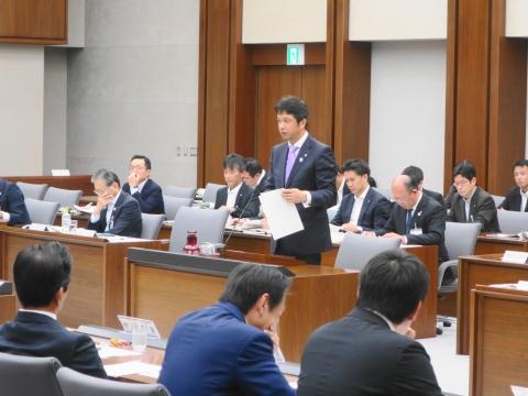 平成30年9月21日「予算特別委員会」③