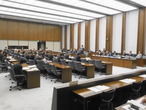 平成30年9月21日「予算特別委員会」④