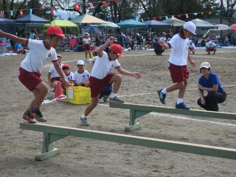 「市内6小学校運動会」㉑