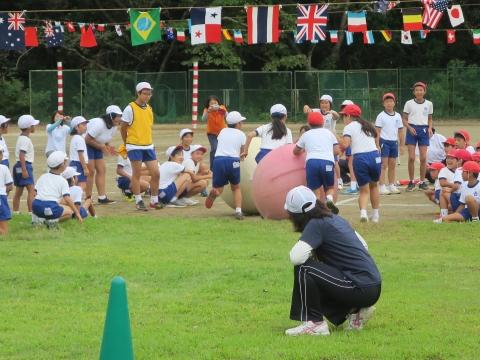 「市内6小学校運動会」㉔