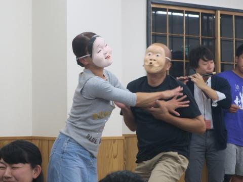 「鹿の子・山王台」笠抜き (7)