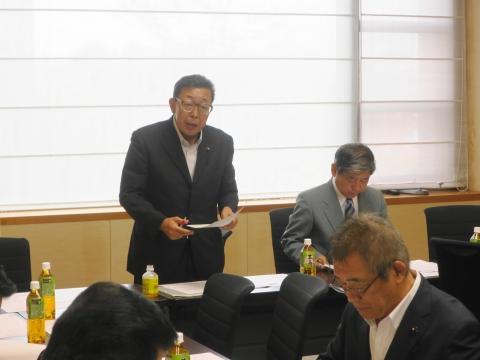 2「いじめ防止対策推進条例」政務調査会① (1)