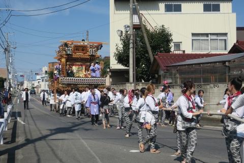 「平成30年度若宮八幡宮例大祭が始まるヨ!」 (5)