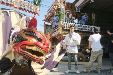 「平成30年度若宮八幡宮例大祭が始まるヨ!」 (7)