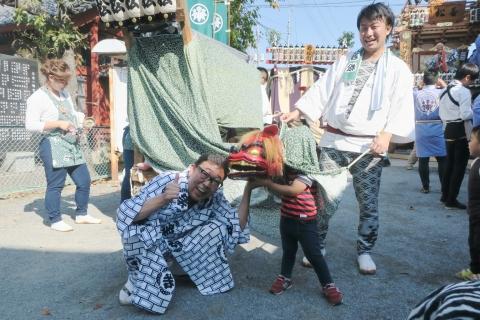 「平成30年度若宮八幡宮例大祭が始まるヨ!」 (8)