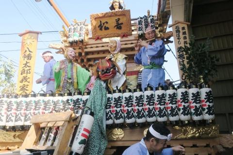 「平成30年度若宮八幡宮例大祭が始まるヨ!」 (13)