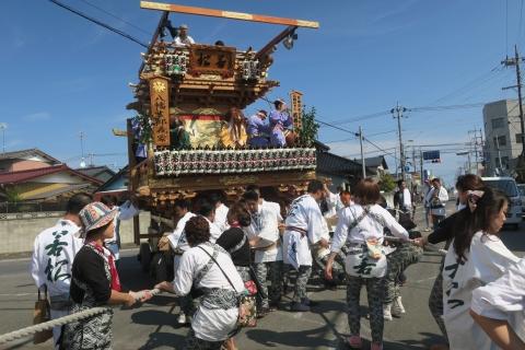 「平成30年度若宮八幡宮例大祭が始まるヨ!」 (17)