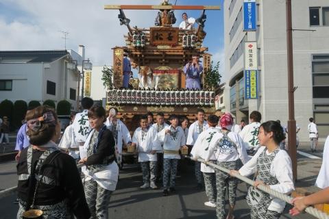 「平成30年度若宮八幡宮例大祭が始まるヨ!」 (20)