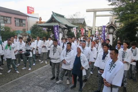 「平成30年度若宮八幡宮例大祭が始まるヨ!」 (23)