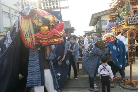 「平成30年度若宮八幡宮例大祭が始まるヨ!」 (25)