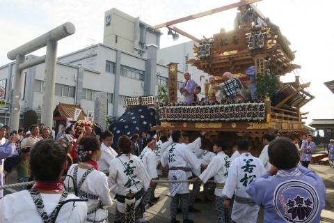 「平成30年度若宮八幡宮例大祭が始まるヨ!」 (26)