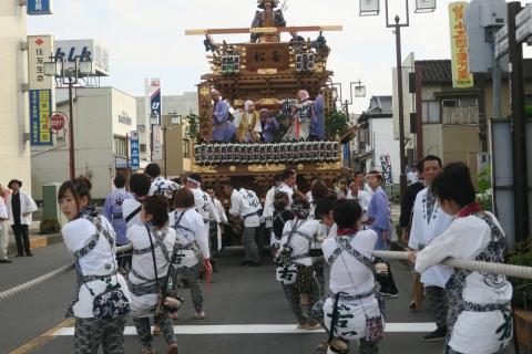 「平成30年度若宮八幡宮例大祭が始まるヨ!」 (27)