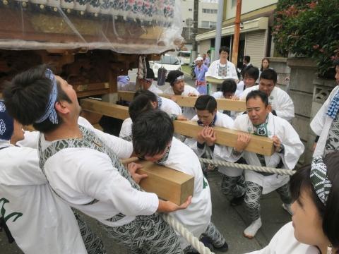 「若宮八幡宮例大祭」 (8)