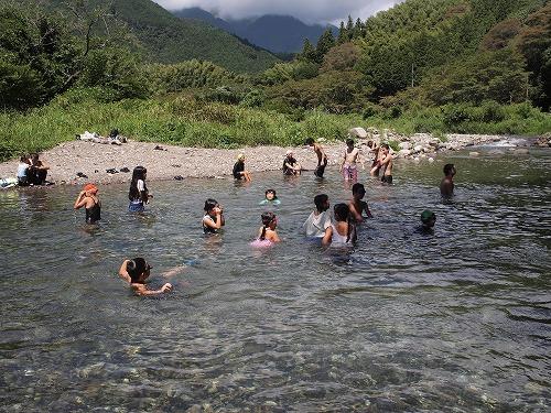 500真人会 夏休み子供坐禅研修会 【1日目10