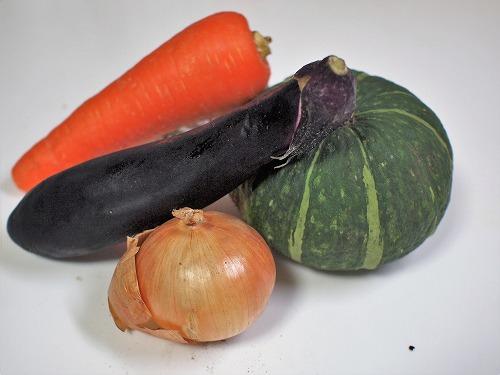 500カレー1809043野菜