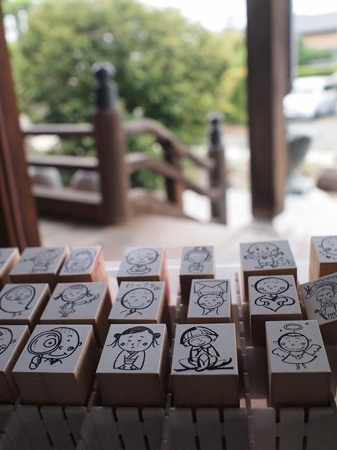 500東光寺オリジナルスタンプ1809152