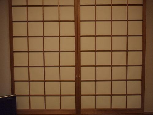 500障子と壁1809205