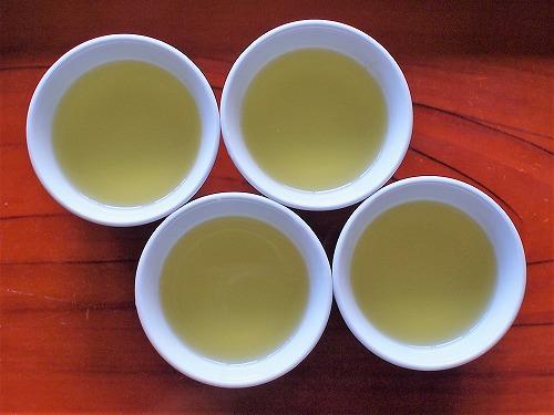 500緑茶180925