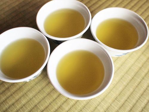 500冷たい緑茶180926