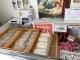 打ちたて生うどん直売会 売り場@麺の停車場楽麦舎 東京都中野区新井3−6−7