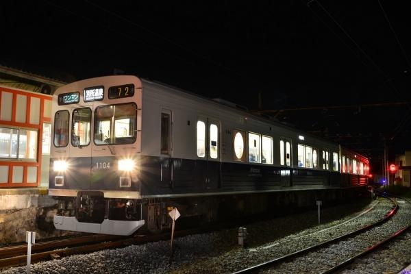 2018年5月10日 上田電鉄別所線 下之郷 1000系1004編成