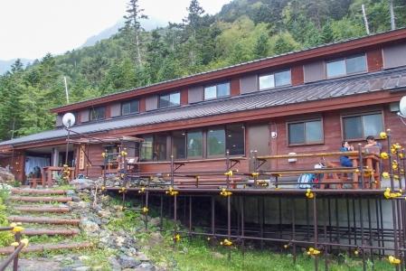 北岳 初日10blog
