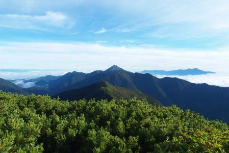 北岳2日目14blog