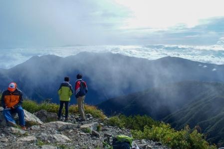 北岳2日目22blog