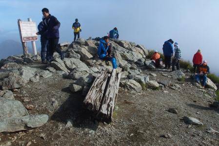 北岳2日目24blog