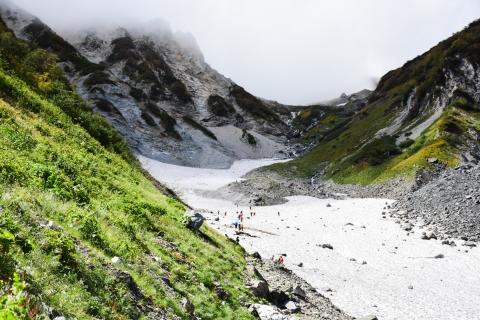 白馬岳11blog