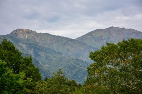 白馬岳3日目3blog