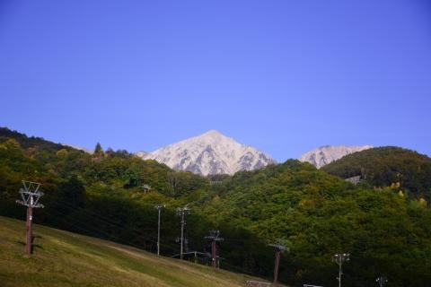 唐松岳3blog