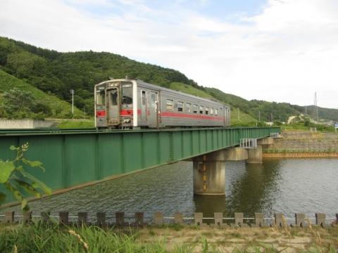 第9留萌川橋梁