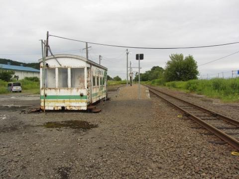 石狩金沢駅