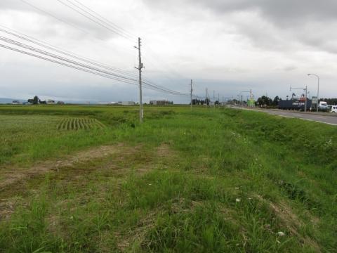 中ノ岱駅跡