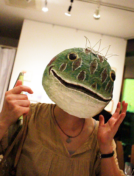 カエルのオヒメサマなワタクシ