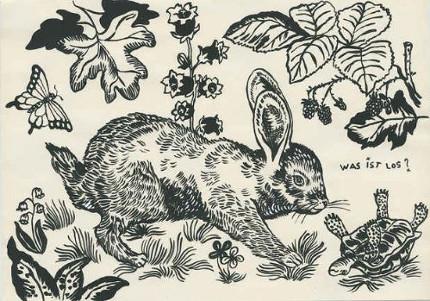 夏の思い出 ナタリー レテが描く動物たちの世界