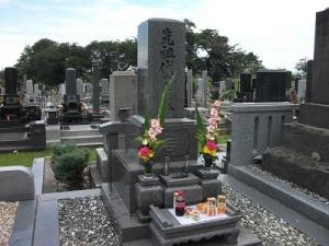 180903墓参り
