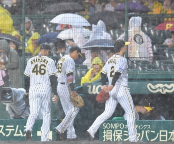絵日記8・31雨天中止