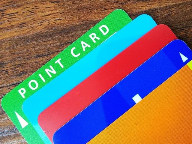 ポイントカード 電子マネー