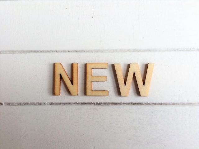 NEW 新着 新しい