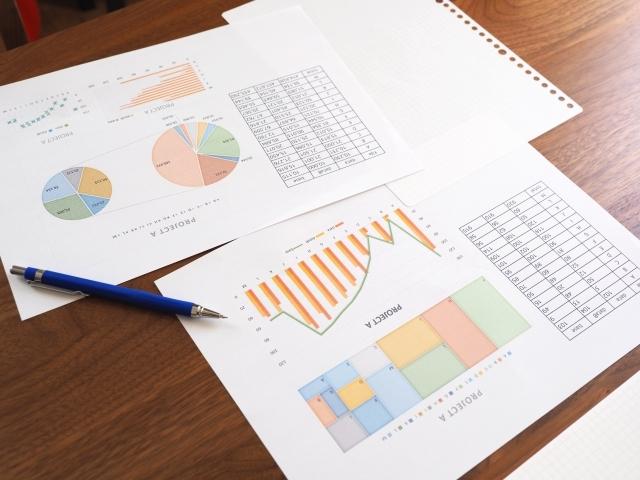 分析 資料 レポート