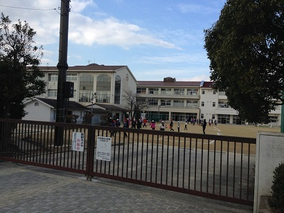 豊田市の小学校