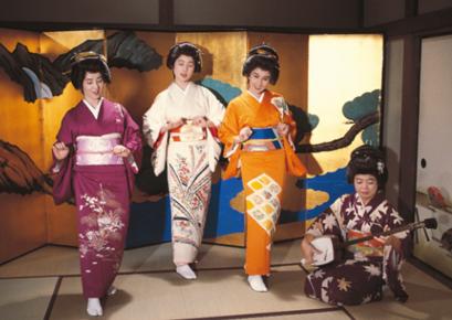 NHK「夢千代日記」