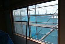 180927 窓枠撤去1